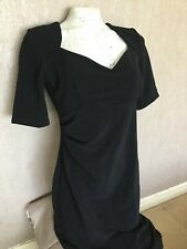 Styled by...Women's Black Bodycon Dress.Size 12 Midi.