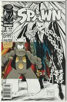 "Australian Edition: Spawn #8 Image 1995 ""Cerebus Cover"" Dave Sim  Todd McFarlane"