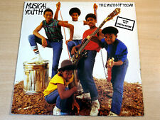 EX-/EX- !! Musical Youth/The Youth Of Today/1982 MCA LP