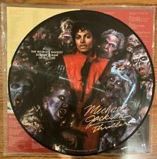 Michael Jackson Thriller Limited Edition Picture Disc Vinyl LP