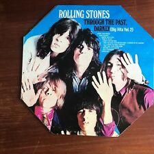 The Rolling Stones - Through the Past, Darkly Big Hits Vol 2 London NPS-3 NM