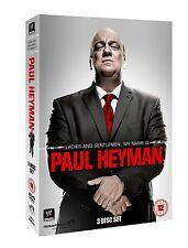 WWE Ladies And Gentlemen, My Name Is Paul Heyman 3er [DVD] NEU Lesnar Punk ECW