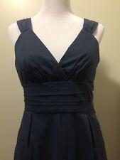 BCBG Maxazria Blue Woman's Dress. Size 8.