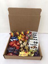 Peruvian Candy Box Peru Assortments Chocolates Candies 65pc Mix Lot Sweet Treats