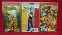 Daxter Untold Legends Napoleon - Sony PSP Game Playstation Portable 1 Owner Lot