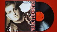 FRANCO DE VITA *** Será *** VERY RARE 1992 Spain LP RICARDO MONTANER Luis Miguel