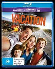 Vacation (Blu-ray, 2015) New, ExRetail Stock (D142)