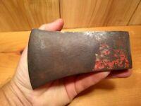 "Vintage axe head  1.5 lb hatchet 5 1/2"" X 3 1/4"" - Nova Scotia barn find"