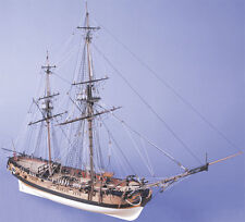 "Luxurious, new wooden ship kit by Caldercraft: the ""HMS Granado"""