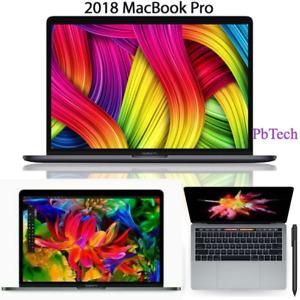 "Apple MacBook Pro 15.2 13.3"" Late 2018 TouchBar i5 2.3Ghz 16GB 1TB Grey A1989"