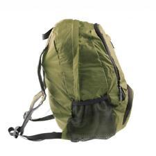 Unisex Outdoor Sports Bag Waterproof Backpack Hiking Camping Rucksack Green
