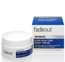 Fade Out Extra Care Brightening NIGHT CREAM 50ml - Evens Out Skin Tone