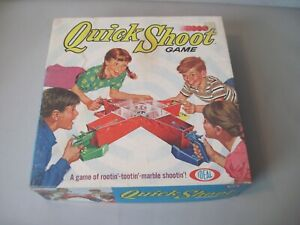 Vintage Ideal Quick Shoot action game