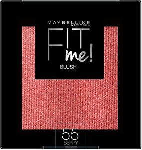 Maybelline New York Fit Me! Blush 55 Berry