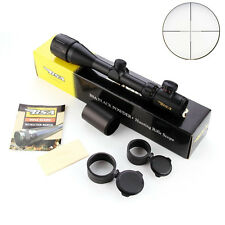 BSA Tactical 4-16X44 AOE R&G Illuminated Hunting Rifle Scope Optical Sight Mount