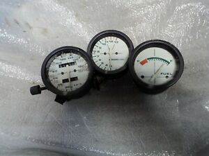 Suzuki GSXR750 F G Slabside  1985-On Speedometer Clocks Dials Speedo KPH Dash