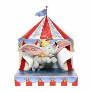 Disney Traditions Dumbo 'Over the Big Top' Figurine