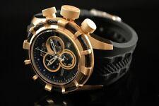 Invicta 15786 Bolt Watch Black Reserve Chronograph Strap Swiss Quartz Mens Watch