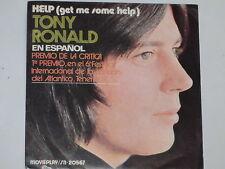 "TONY RONALD -Tony Ronald Canta En Espanol- 7"" 45"