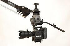 Underslung Bracket for camera jib crane crane Arri Alexa Red Raven Scarlet  Sony