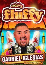 Gabriel Iglesias - Aloha Fluffy (DVD, 2013) Region Free