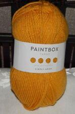 PAINTBOX YARN-SIMPLY ARAN-Yellow-3.5 oz-ACRYLIC-NEW