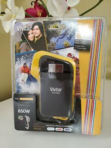 NWT Vivitar DVR-850W 8.1MP Underwater Digital Video Camcorder/ Camera - Yellow