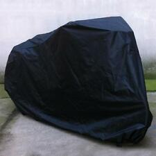 Bike Cover 190T Extra Heavy Duty Outdoor Anti-UV Waterproof Bicycle Cover Black