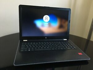 HP 15-bw033na - LAPTOP AMD A9-9420 - 1TB HD - 8GB RAM - RADEON GRAPHICS - WIN 10