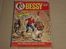BESSY - Nr. 485 - DAS RÄTSEL DER GRAUEN GROTTE