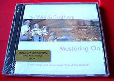 The Webb Brothers Mustering On Live 2001 CD NEW SEALED Australian Country
