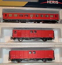 Standard Emergency Train Db Ag Ep5 Bw Gera Kkk Heris New 1:87 HA1å