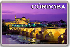 CÓRDOBA SPAIN FRIDGE MAGNET SOUVENIR NEW IMÁN NEVERA