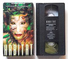 1997 Habitat SCIENCE FICTION MOVIE VHS (RARE PROMO SCREENER VERSION DEMO TAPE)