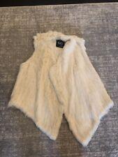 525 America Luxe Rabbit Fur Vest