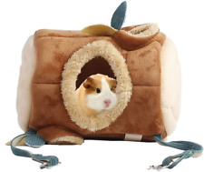 New listing Ablazezai Small Pet Cage Hanging Hammock,Guinea Pig Bed, Hamster Cage Accessorie