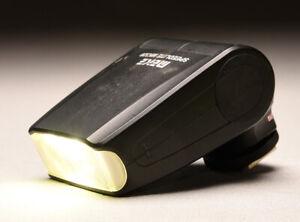 Pour Panasonic Lumix/Olympus M4/3 Flash Meike MK320 avec accessoires