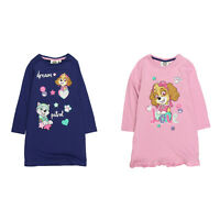 Paw Patrol Long Sleeve Nightie Nightdress