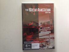 The Great American Snuff Film (DVD, 2006) new sealed stock Rockingham WA