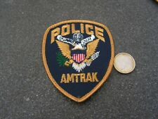 PATCH POLICE ECUSSON COLLECTION  USA   police  amtrak