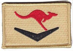 Army Australia MRTF Afghanistan Deployment Patch hook backing