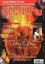 rivista NOCTURNO CINEMA ANNO 2007 NUMERO 55 THE CONVENT