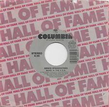 BRUCE SPRINGSTEEN  Born In The U.S.A. / Shut Out the Light 45