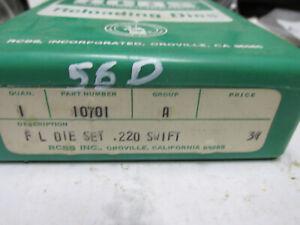 [56D] RCBS FL 220 swift die set