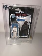 Star Wars Vintage Collection Figure Luke Skywalker Hasbro Graded Fg Ukg Afa Cfa