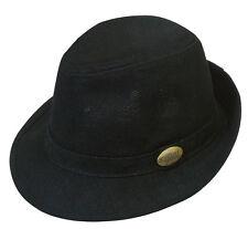 Trilby   Medium  57 cm Black fashion