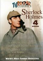 TV Classics: The World's Most Famous Detectives: Sherlock Holmes
