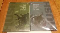 BATMAN HUSH JIM LEE; VOL. 1 and 2 TPB -with CD-ROM 2003 DC Comics VF