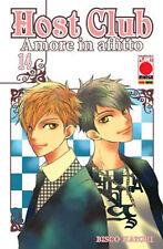 Host Club - Amore in Affitto n.14 di Bisco Hatori - 1a Rist. Planet Manga