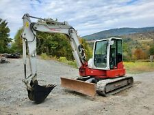 2015 Takeuchi Tb280Fr Excavator Nice Ready To Work! Finance